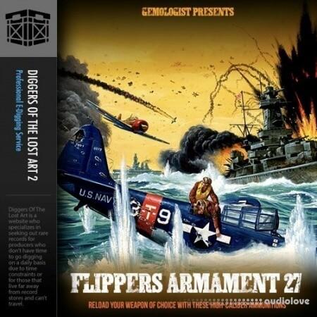 Boom Bap Labs Flippers Armament 27