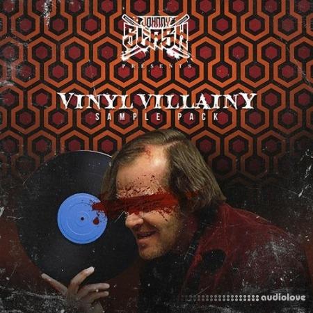 Boom Bap Labs Vinyl Villainy