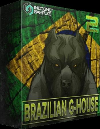 Incognet Samples Brazilian G House Volume 2