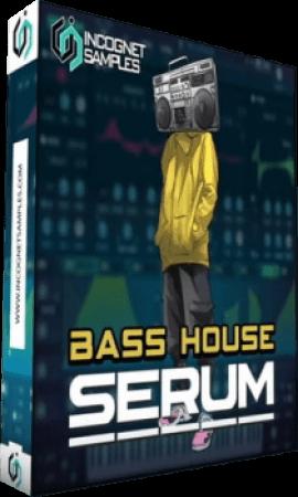 Incognet Samples Bass House