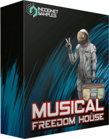 Incognet Samples Musical Freedom House