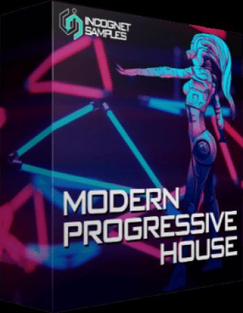 Incognet Samples Modern Progressive House