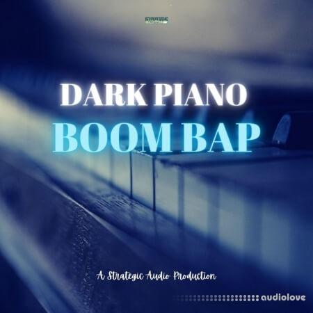 Strategic Audio Dark Piano Boom Bap