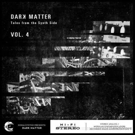 SonalSystem Dark Matter: Tales From The Synth Side Vol.4