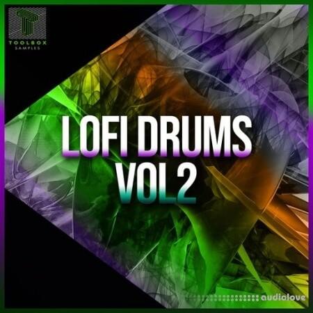 Toolbox Samples Lofi Drums Vol.2
