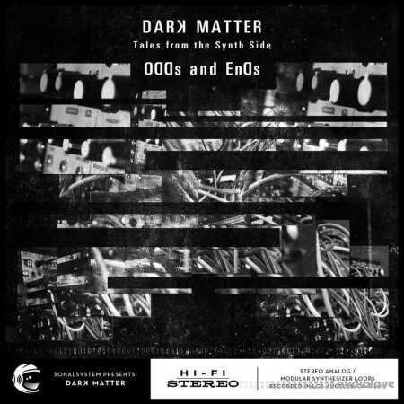 SonalSystem Dark Matter Tales From The Synth Side Odds and Ends