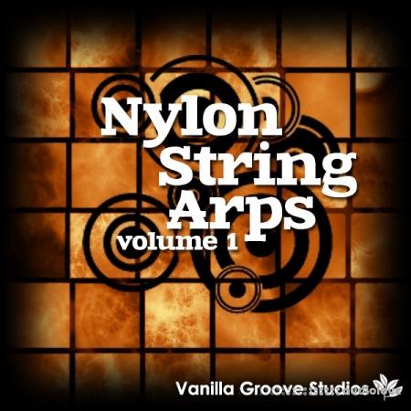 Vanilla Groove Studios Nylon String Arps Vol.1 WAV AiFF