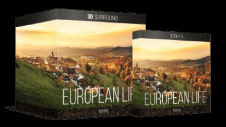 Boom Library European Life