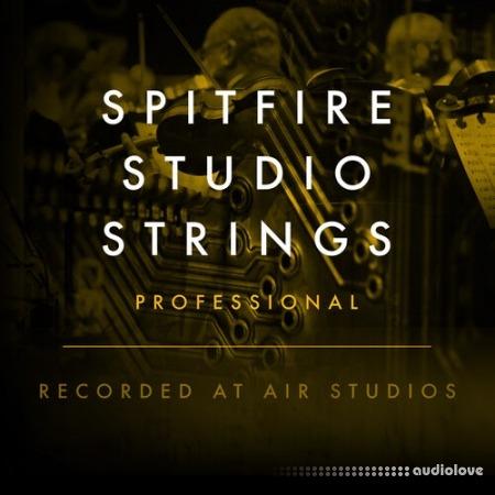 Spitfire Audio Spitfire Studio Strings Professional