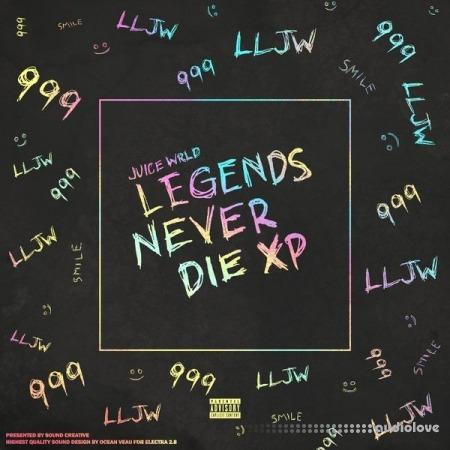 Ocean Veau Legends Never Die XP