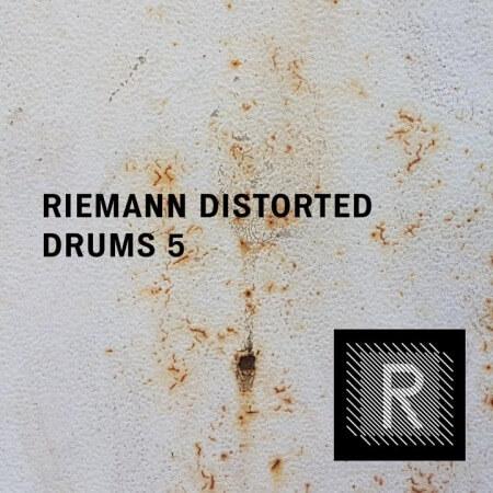 Riemann Kollektion Riemann Distorted Drums 5 WAV