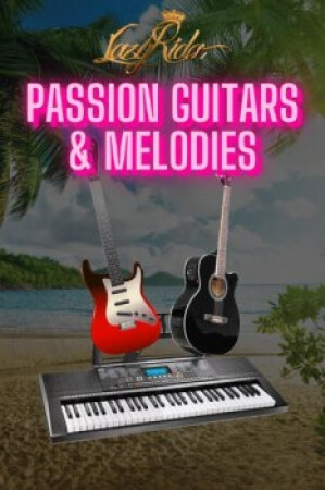 Lazy Rida Beats Passion Guitars and Melodies