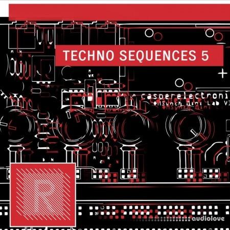 Riemann Kollektion Riemann Techno Sequences 5 WAV