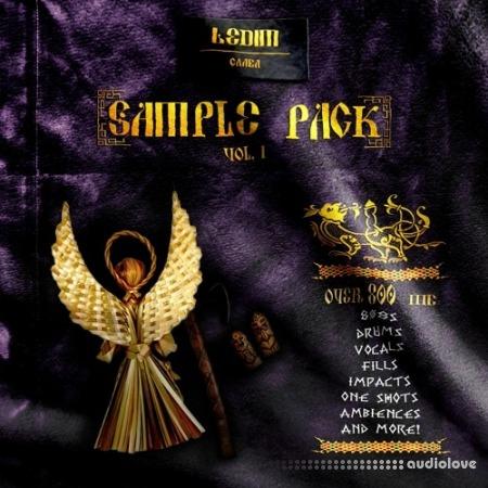 ledim Sample Pack Vol.1 WAV DAW Templates