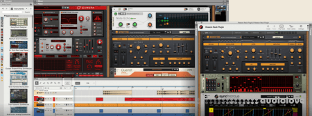 SkillShare Reason: Music Production and Sound Synthesis