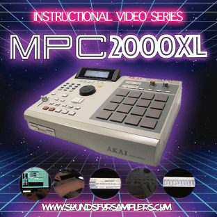 SoundsForSamplers MPC2000xl