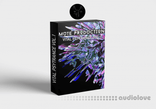 Mute Production Vital Psytrance Vol.1