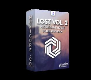 MusiCore LOST Vol.2 Progressive House Sample Pack