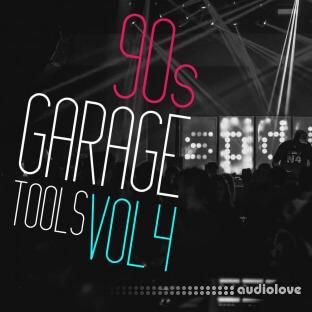 Jeremy Sylvester 90s Garage Tools Vol.4