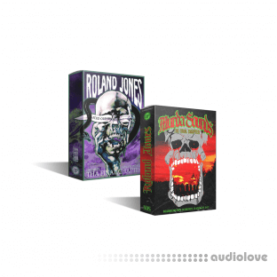 Roland Jones Murda Sounds Final Chapter + Iced Out 3 Drumkit
