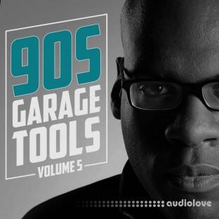 Jeremy Sylvester 90s Garage Tools Vol.5