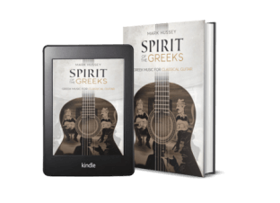 Spirit of the Greeks: Greek music for classical guitar