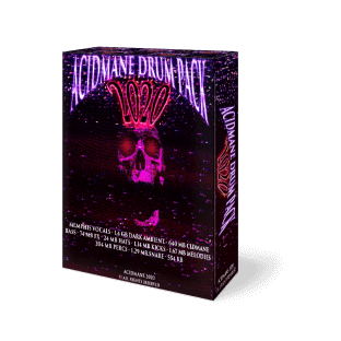 ACIDMANE Drum Pack Vol.1