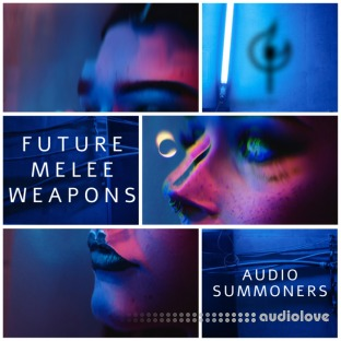 Audio Summoners Future Melee Weapons
