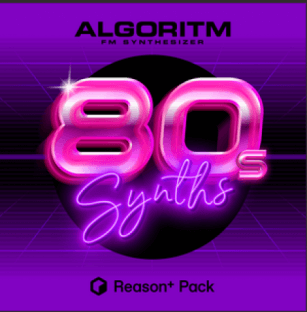 Algoritm 80s Synths