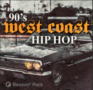 Dna Labs 90s West Coast Hip Hop