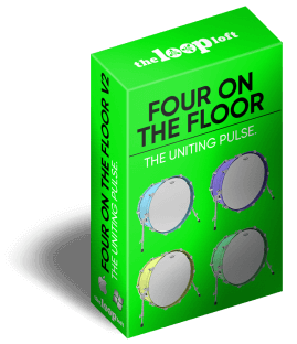 The Loop Loft Four On The Floor Vol.3