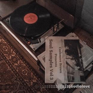 Cashmere Brown Rare Soul Samples Vol.3