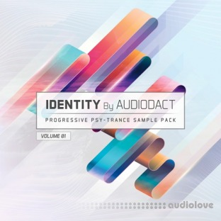 Audiodact Indentity Vol.1 (Progressive Psy-Trance Sample Pack)