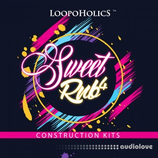 Loopoholics Sweet RnB 4 Construction Kits