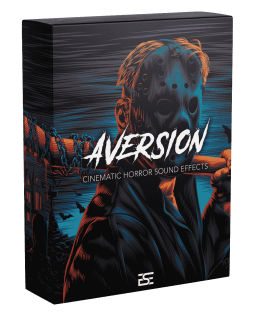 Ava Music Group AVERSION Cinematic Horror Sound Effects