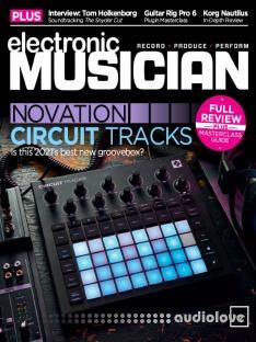 Electronic Musician July 2021