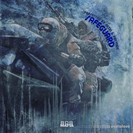 Gezin of 808 Mafia Safeguard Sample Pack