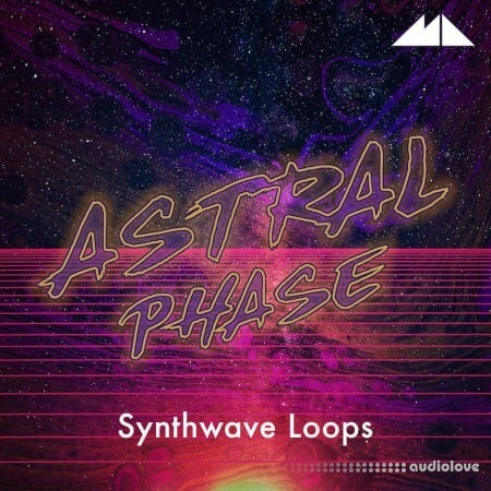 ModeAudio Astral Phase Synthwave Loops