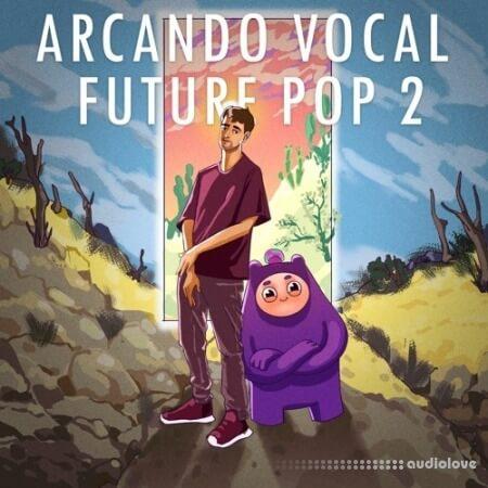Dropgun Samples ARCANDO Vocal Future Pop 2