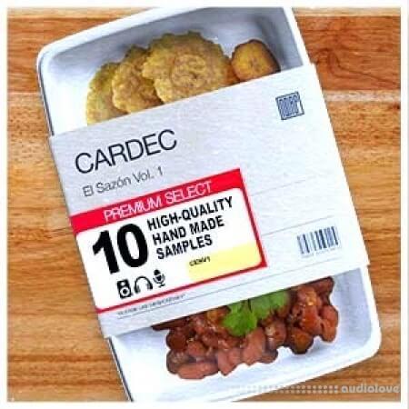 Cardec El Sazon Vol.1 (Latin Flavor Samples)