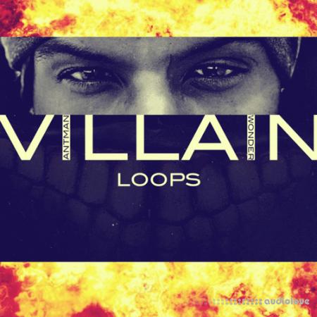 Antman Wonder Villain Loops (Sample Pack)