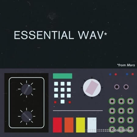 Samples From Mars Essential WAV From Mars