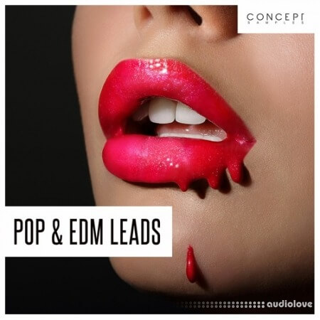 Concept Samples Pop and EDM Leads