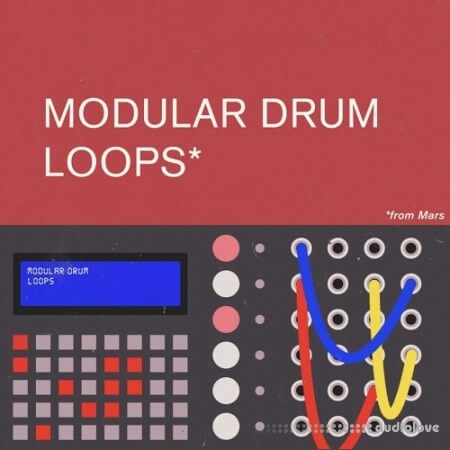 Samples From Mars Modular Drum Loops From Mars