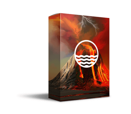 Prodbyocean Volcano DRUM Kit