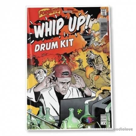 Producergrind FORNUTO Whip Up Drum Kit WAV