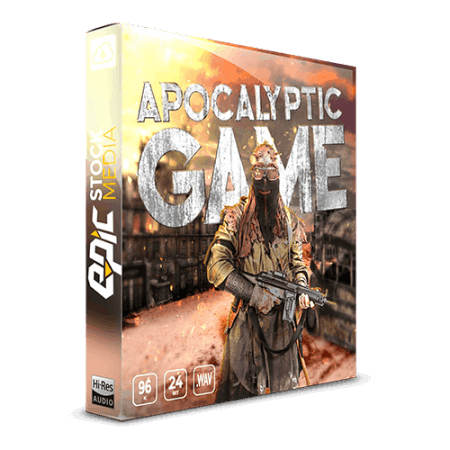 Epic Stock Media Apocalyptic Game