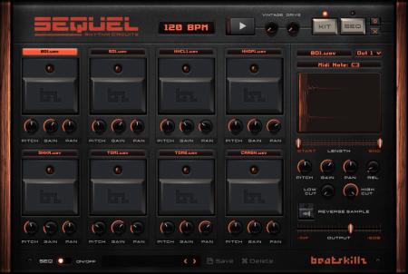 BeatSkillz Sequel