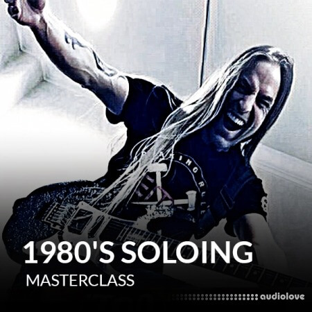 GuitarZoom Masterclass 1980's Soloing