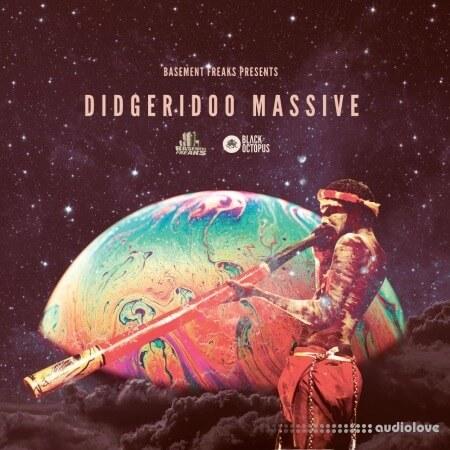 Black Octopus Basement Freaks presents Didgeridoo Massive